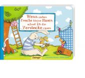 Wenn sieben freche kleine Hasen schnell in die Verstecke rasen, Praml, Sabine, EAN/ISBN-13: 9783789170102