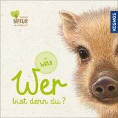 Wer bist denn du? - Im Wald, Schwarz, Regina, Franckh-Kosmos Verlags GmbH & Co. KG, EAN/ISBN-13: 9783440155875