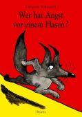 Wer hat Angst vor einem Hasen?, Solotareff, Grégoire, Moritz Verlag, EAN/ISBN-13: 9783895650079