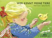 Wer kennt meine Tiere?, Friemert, Elsbeth, Beltz, Julius Verlag, EAN/ISBN-13: 9783407771216