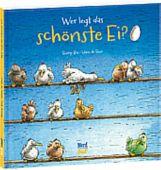 Wer legt das schönste Ei?, Bos, Burny, Nord-Süd-Verlag, EAN/ISBN-13: 9783314101380