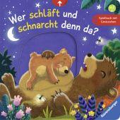 Wer schläft und schnarcht denn da?, Grimm, Sandra, Ravensburger Buchverlag, EAN/ISBN-13: 9783473437733