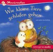 Wie kleine Tiere schlafen gehen und andere Geschichten, Oetinger audio, EAN/ISBN-13: 9783837308617