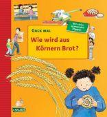 Wie wird aus Körnern Brot?, Erne, Andrea, Carlsen Verlag GmbH, EAN/ISBN-13: 9783551251268
