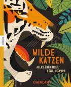Wilde Katzen, Davey, Owen, Knesebeck Verlag, EAN/ISBN-13: 9783957281555