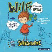 Wilf plötzlich Held und der Superschurke, Pritchett, Georgia, Silberfisch, EAN/ISBN-13: 9783867422826