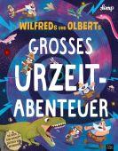 Wilfreds und Olberts großes Urzeitabenteuer, Lomp, Stephan, 360 Grad Verlag GmbH, EAN/ISBN-13: 9783961855063