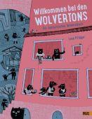 Willkommen bei den Wolvertons, Pflüger, Lena, Beltz, Julius Verlag, EAN/ISBN-13: 9783407795779