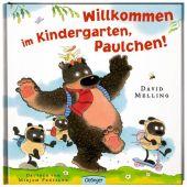 Willkommen im Kindergarten, Paulchen!, Melling, David, Verlag Friedrich Oetinger GmbH, EAN/ISBN-13: 9783789168970