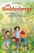 Wir Buddenbergs - Der Schatz, der mit der Post kam, Herden, Antje, Fischer Sauerländer, EAN/ISBN-13: 9783737341097