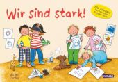 Wir sind stark!, Cordes, Miriam, Carlsen Verlag GmbH, EAN/ISBN-13: 9783551170934