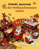 Wo der Weihnachtsmann wohnt, Kunnas, Mauri, Verlag Friedrich Oetinger GmbH, EAN/ISBN-13: 9783789160905