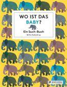 Wo ist das Baby?, Teckentrup, Britta, Prestel Verlag, EAN/ISBN-13: 9783791373164