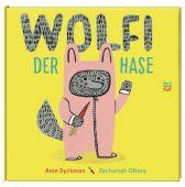 Wolfi der Hase, Dyckman, Ame, Nord-Süd-Verlag, EAN/ISBN-13: 9783314103322