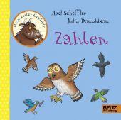 Zahlen, Scheffler, Axel/Donaldson, Julia, Beltz, Julius Verlag, EAN/ISBN-13: 9783407794581
