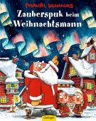Zauberspuk beim Weihnachtsmann, Kunnas, Mauri/Kunnas, Tarja, Verlag Friedrich Oetinger GmbH, EAN/ISBN-13: 9783789109140