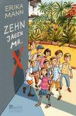 Zehn jagen Mr. X, Mann, Erika, Rowohlt Verlag, EAN/ISBN-13: 9783499218514