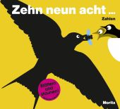 Zehn neun acht...Zahlen, George, Patrick, Moritz Verlag, EAN/ISBN-13: 9783895652936