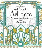 Zeit für mich: Art déco Muster und Designs zum Ausmalen, Bone, Emily, Usborne Verlag, EAN/ISBN-13: 9781782324201
