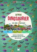 Zeitreise - Dinosaurier. Das große Bastelbuch, Ferguson, Richard/van Ryn, Aude, Laurence King, EAN/ISBN-13: 9783962440008
