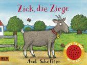 Zick, die Ziege, Scheffler, Axel, Beltz, Julius Verlag, EAN/ISBN-13: 9783407821232