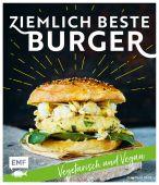 Ziemlich beste Burger - Vegetarisch und vegan, Häde, Jonathan, Edition Michael Fischer GmbH, EAN/ISBN-13: 9783960930013
