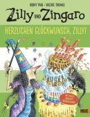 Zilly und Zingaro - Herzlichen Glückwunsch, Zilly!, Paul, Korky/Thomas, Valerie, EAN/ISBN-13: 9783407821584