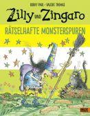 Zilly und Zingaro. Rätselhafte Monsterspuren, Paul, Korky/Thomas, Valerie, Beltz, Julius Verlag, EAN/ISBN-13: 9783407812490