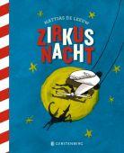 Zirkusnacht, De Leeuw, Mattias, Gerstenberg Verlag GmbH & Co.KG, EAN/ISBN-13: 9783836956338