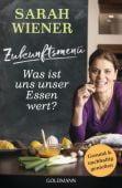 Zukunftsmenü, Wiener, Sarah, Goldmann Verlag, EAN/ISBN-13: 9783442176854