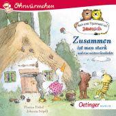 Zusammen ist man stark, Fickel, Florian, Oetinger Media GmbH, EAN/ISBN-13: 9783837311303