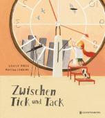 Zwischen Tick und Tack, Greig, Louise, Gerstenberg Verlag GmbH & Co.KG, EAN/ISBN-13: 9783836956512