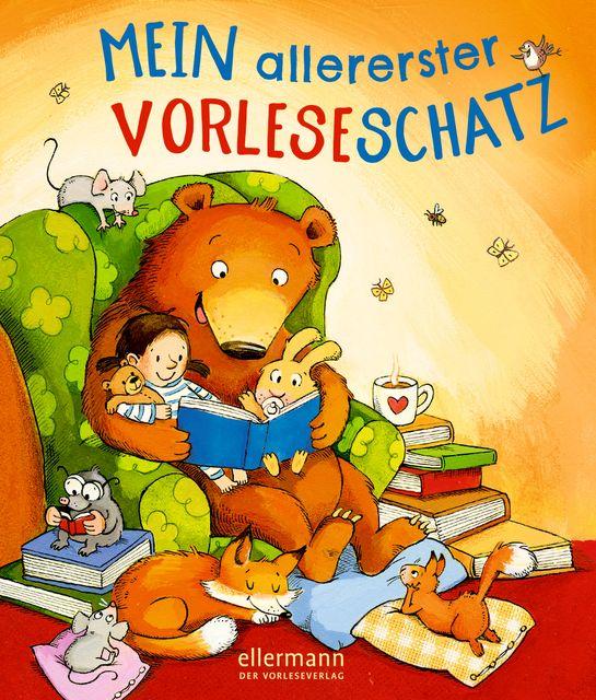Wich, Henriette: Mein allererster Vorleseschatz
