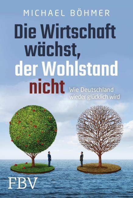 Böhmer, Michael (Dr.): Die Wirtschaft wächst, der Wohlstand nicht