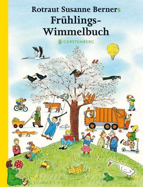 Berner, Rotraut Susanne: Frühlings-Wimmelbuch
