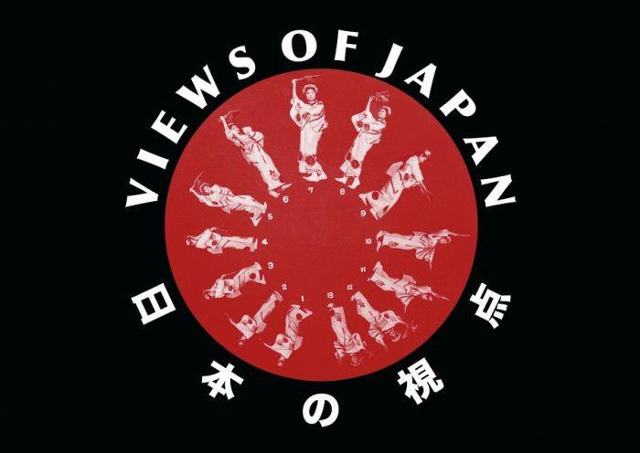 Huyck, Willard/Katz, Gloria: Views of Japan