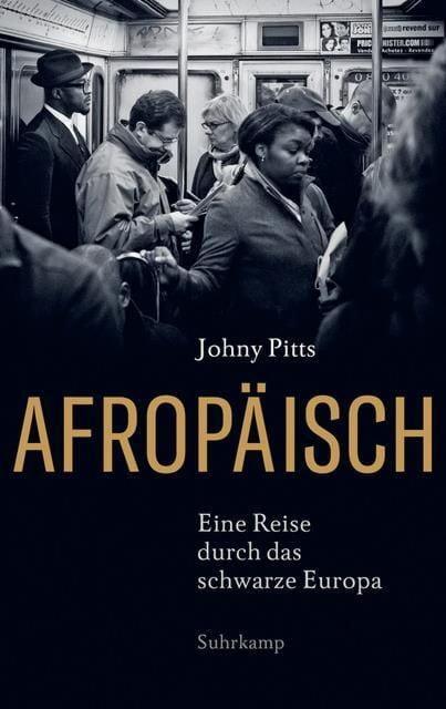 Pitts, Johny: Afropäisch