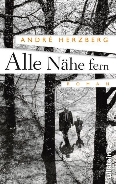 Herzberg, André: Alle Nähe fern