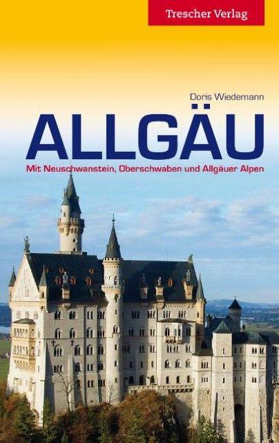 Wiedemann, Doris: Allgäu