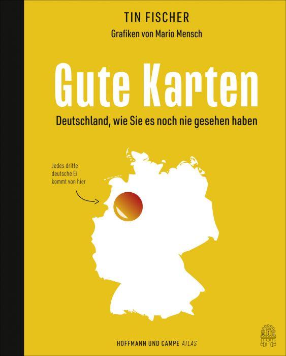 Fischer, Tin: 100 Karten, die deine Sicht auf Deutschland verändern