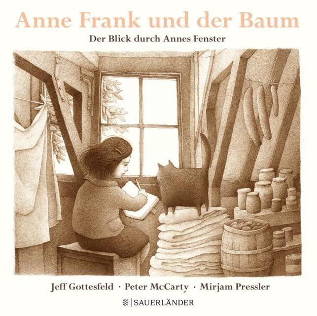 Gottesfeld, Jeff: Anne Frank und der Baum