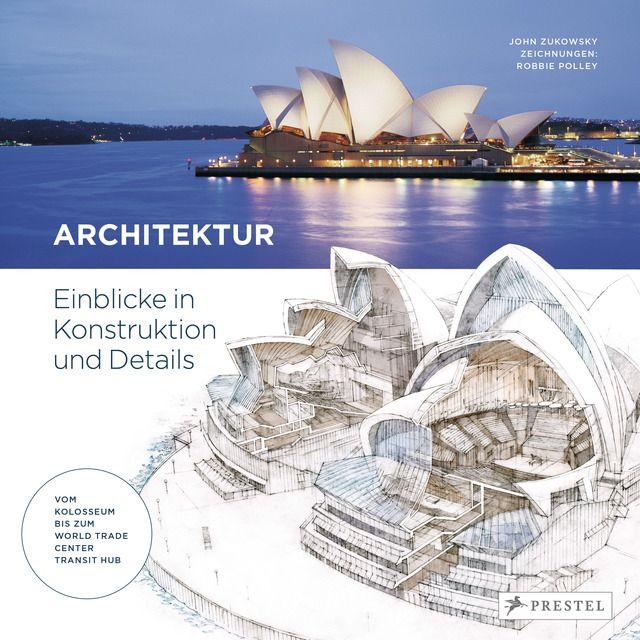 Zukowsky, John: Architektur