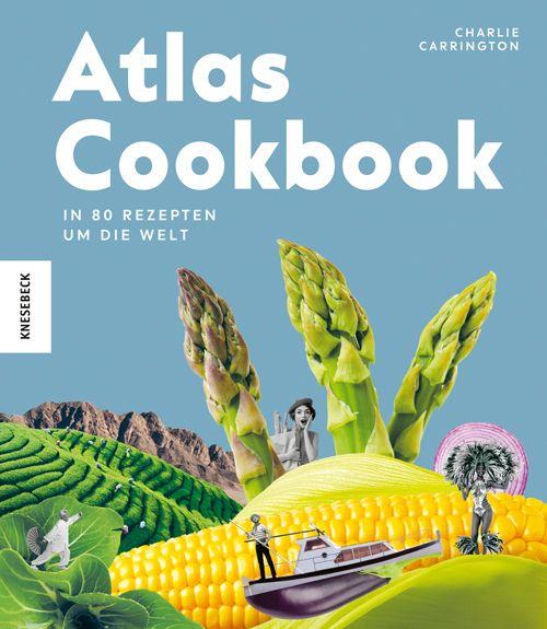Carrington, Charlie: Atlas Cookbook