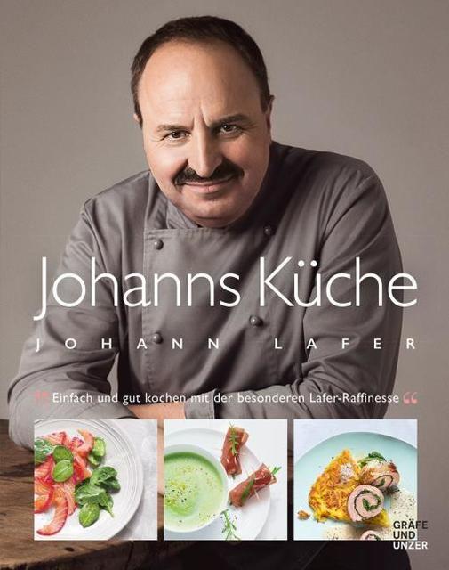 Lafer, Johann: Johanns Küche