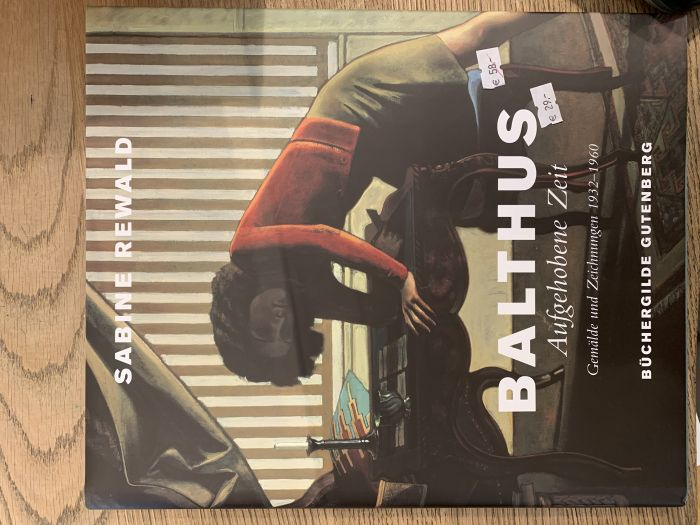 Sabine Rewald: Balthus, Aufgehobene Zeit
