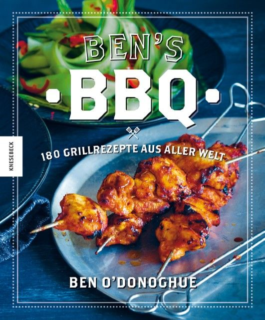 O'Donoghue, Ben: Ben's BBQ