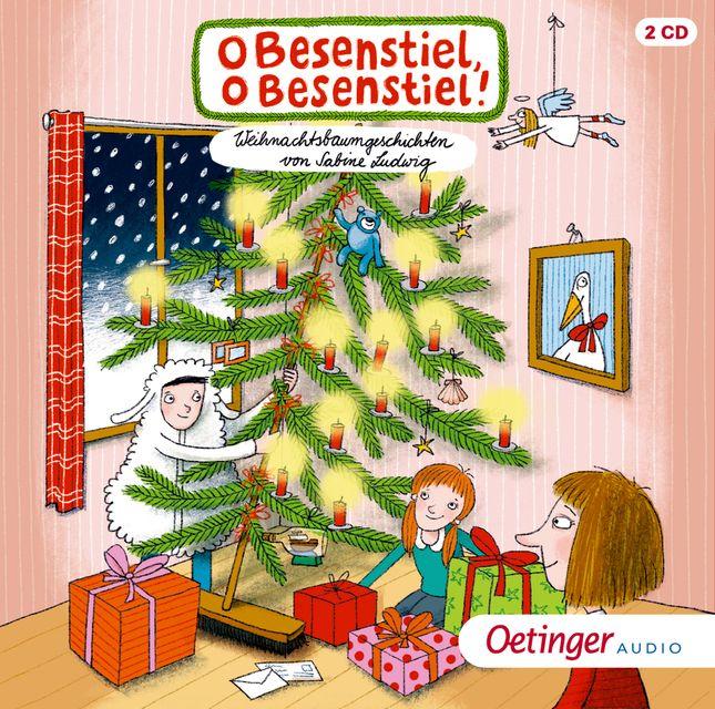 Ludwig, Sabine: O Besenstiel, o Besenstiel!