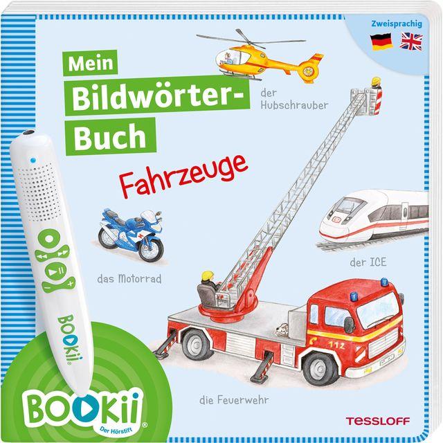 : BOOKii. Mein Bildwörterbuch. Fahrzeuge