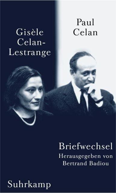 Celan, Paul/Celan-Lestrange, Gisèle: Briefwechsel