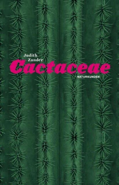 Zander, Judith: Cactaceae